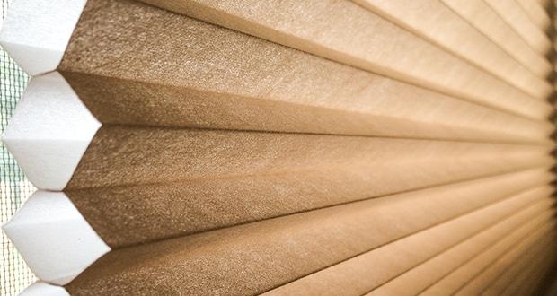 Wabenplissees - Hitze- und Kälteschutz Fensterlösung für jede Jahreszeit