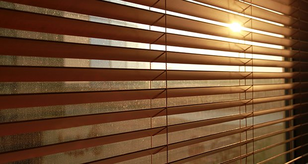 Holzjalousien - der Natur Deco Trend damit Sie schöner Wohnen