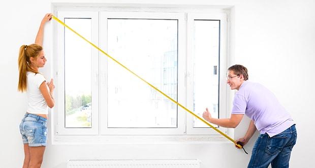 Plissee nach Maß für alle Fenstertypen